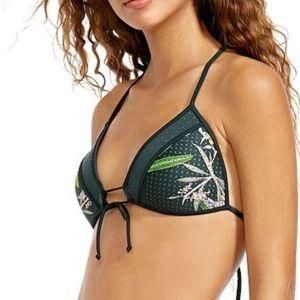 NWT Body glove baby love bikini top